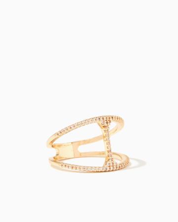 Charming Charlie Maize Pav Ring