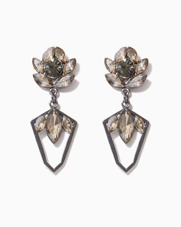 Charming Charlie Rakelle Drop Earrings