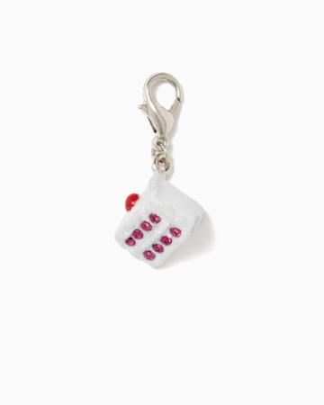 Charming Charlie Delectable Cake Charm