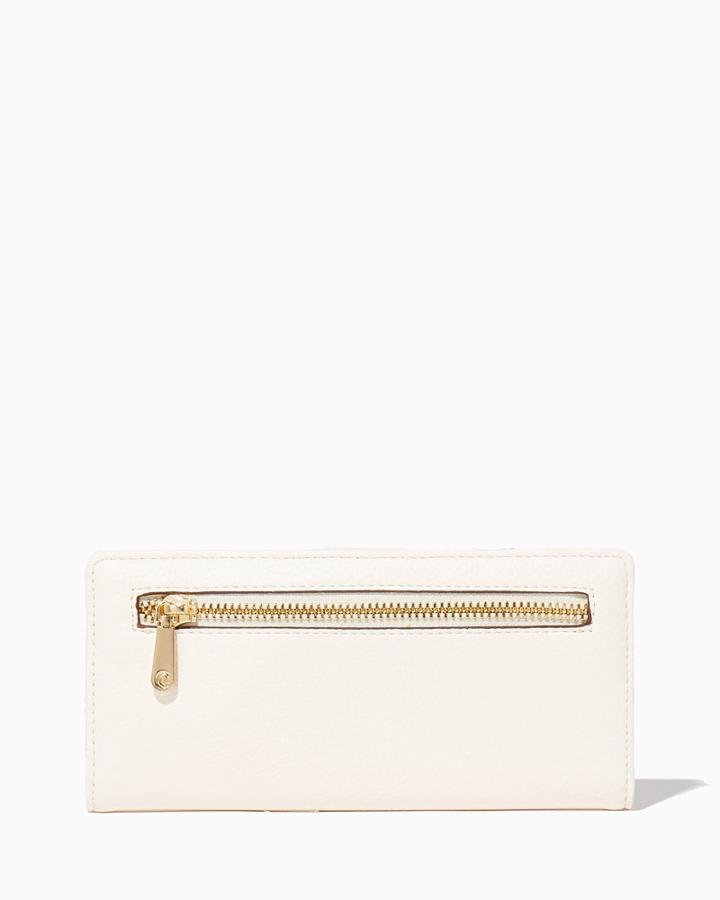 Charming Charlie London Bi-fold Wallet