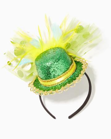 Charming Charlie St. Patricks Day Headband