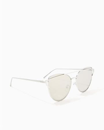 Charming Charlie Betty Cat Eye Sunglasses