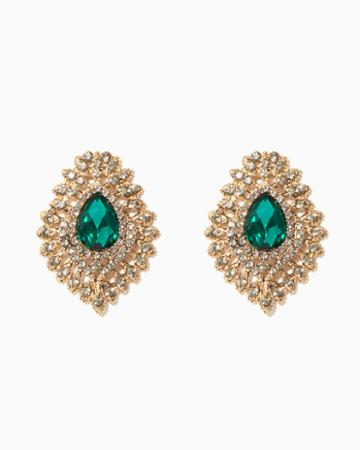 Charming Charlie Jacee Statement Earrings