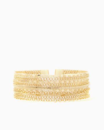 Charming Charlie Medley Chain Bracelet