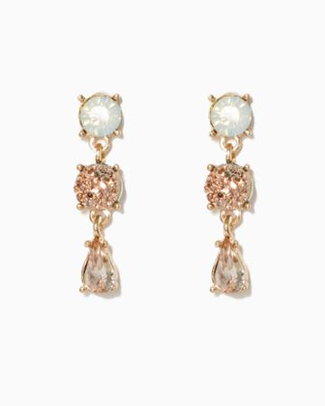 Charming Charlie Milena Linear Earrings