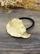 Choies Golden Leaf Detail Hair Band