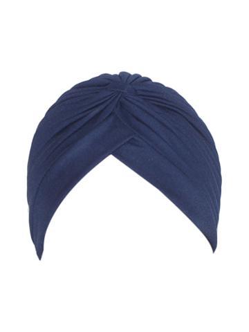 Choies Navy Turban Hat