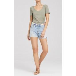 Citizens Of Humanity Alyx Classic High Rise Short In Whimsy
