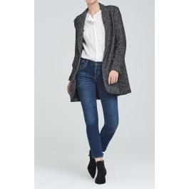 Citizens Of Humanity Elsa Mid Rise Slim Fit Crop In Rival