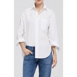 Citizens Of Humanity Kayla Shirt In Optic White