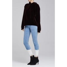 Citizens Of Humanity Avedon Ankle Ultra Skinny In Voyage Bleach