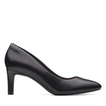Clarks Calla Rose - Black - Womens 7