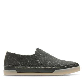 Clarks Hidi Hope - Dark Grey Combi - Womens 8