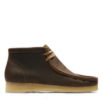 Clarks Wallabee Boot - Beeswax - Mens 7.5