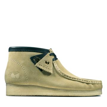 Clarks Wallabee Ww - Maple Suede - Mens 13