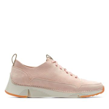 Clarks Tri Spark - Light Pink - Womens 9.5