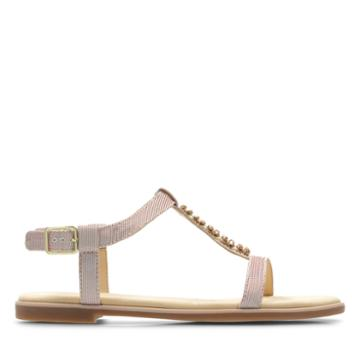 Clarks Bay Rosa - Nude Pink - Womens 6.5
