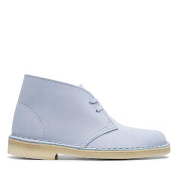 Clarks Desert Boot - Cool Blue - Womens 7.5