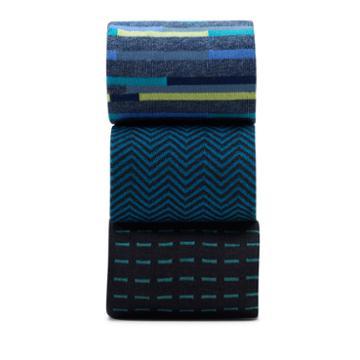 Clarks 3pk  Mix Strip - Multicolour - Mens Accessories 0