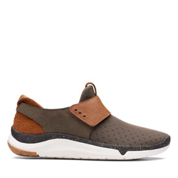 Clarks Privo Flux. - Stone - Womens 7.5