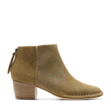 Clarks Spiced Ruby - Light Tan - Womens 9
