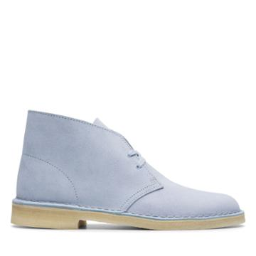 Clarks Desert Boot - Cool Blue - Mens 10.5