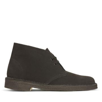 Clarks Desert Boot - Black - Womens 7.5