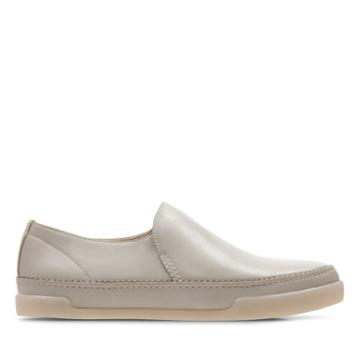 Clarks Hidi Hope - Grey Leather - Womens 9