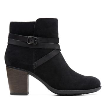 Clarks Enfield Coco - Black - Womens 7.5