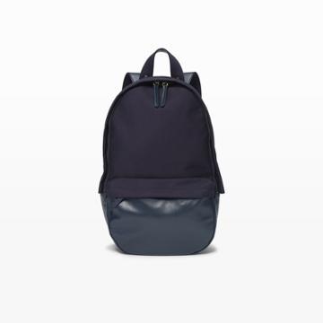 Club Monaco Navy Haerfest Capsule Backpack