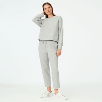 Club Monaco Color Grey Joddee Sweatshirt