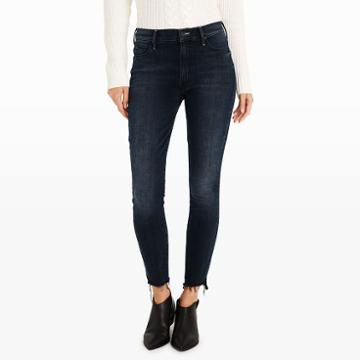 Mother Mother Stunner Cropped Jean