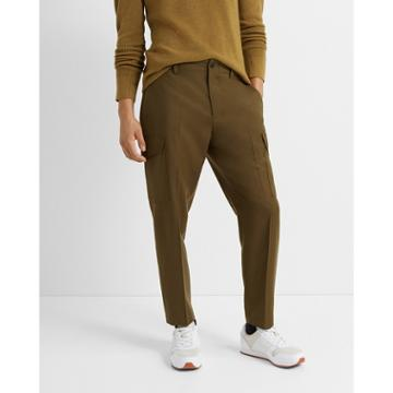 Club Monaco Green Wool Cargo Pant