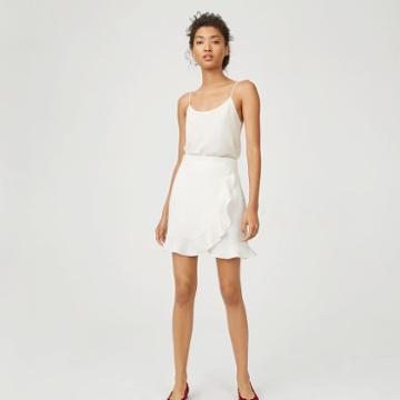 Club Monaco Color Multi Suzillie Skirt