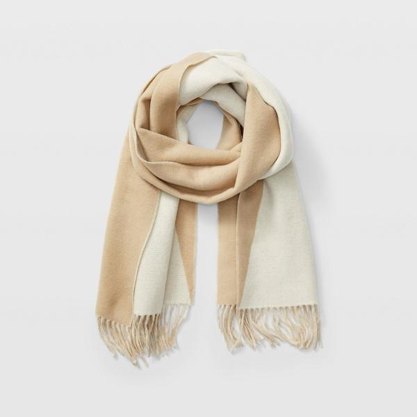 Club Monaco Doe Thisbee Block Scarf
