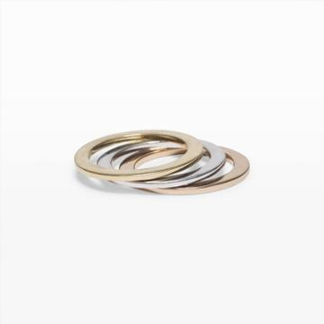 Miansai Color Multi Miansai Washer Ring Set