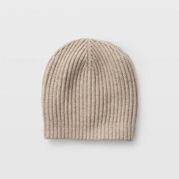 Club Monaco Coffee Colleen Cashmere-blend Hat
