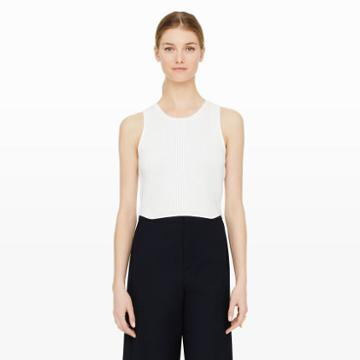 Club Monaco Weylie Crop Sweater