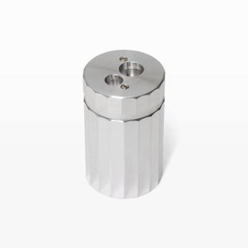 Club Monaco Color Silver Delfonics Aluminum Sharpener