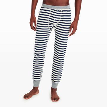 Sleepy Jones Color Blue Sleepy Jones Thermal Pant