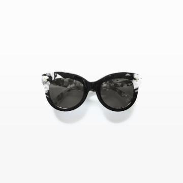 Club Monaco Color Black Krewe Julia Sunglasses
