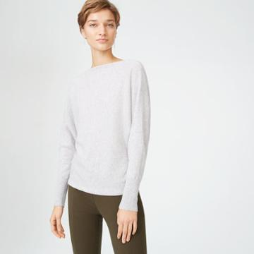 Club Monaco Color Grey Lowla Cashmere Sweater