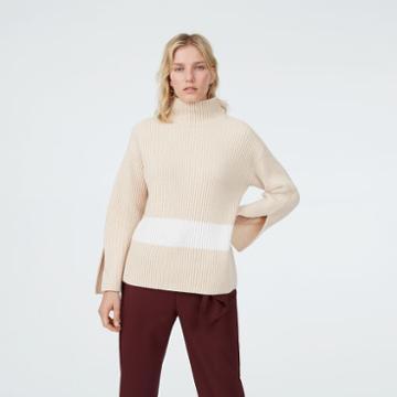 Club Monaco Color Brown Thermina Cashmere Sweater