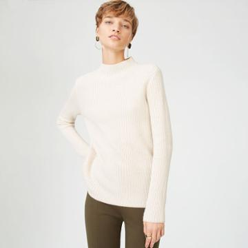 Club Monaco Color Brown Margee Sweater