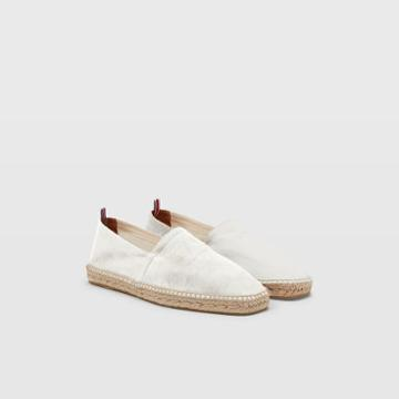 Club Monaco Color White Castaer Pablo Espadrilles