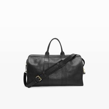 Club Monaco Color Black Lotuff Duffle Travel Bag