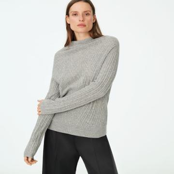 Club Monaco Color Grey Amarynth Cashmere Sweater