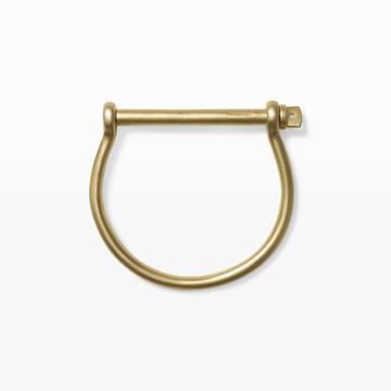 Miansai Color Gold Miansai Brass Screw Cuff