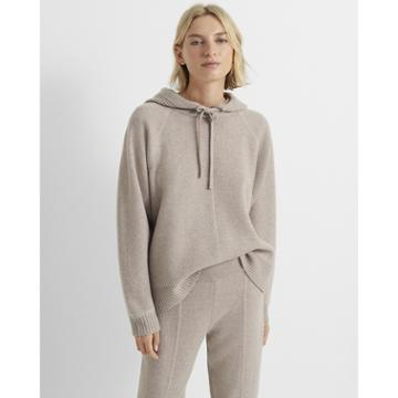 Club Monaco Driftwood Double-faced Hoodie