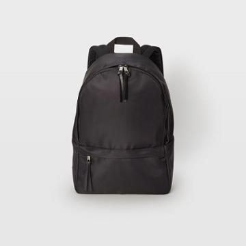 Black Club Monaco Backpack
